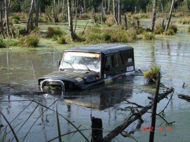 Вездеходы в болотах