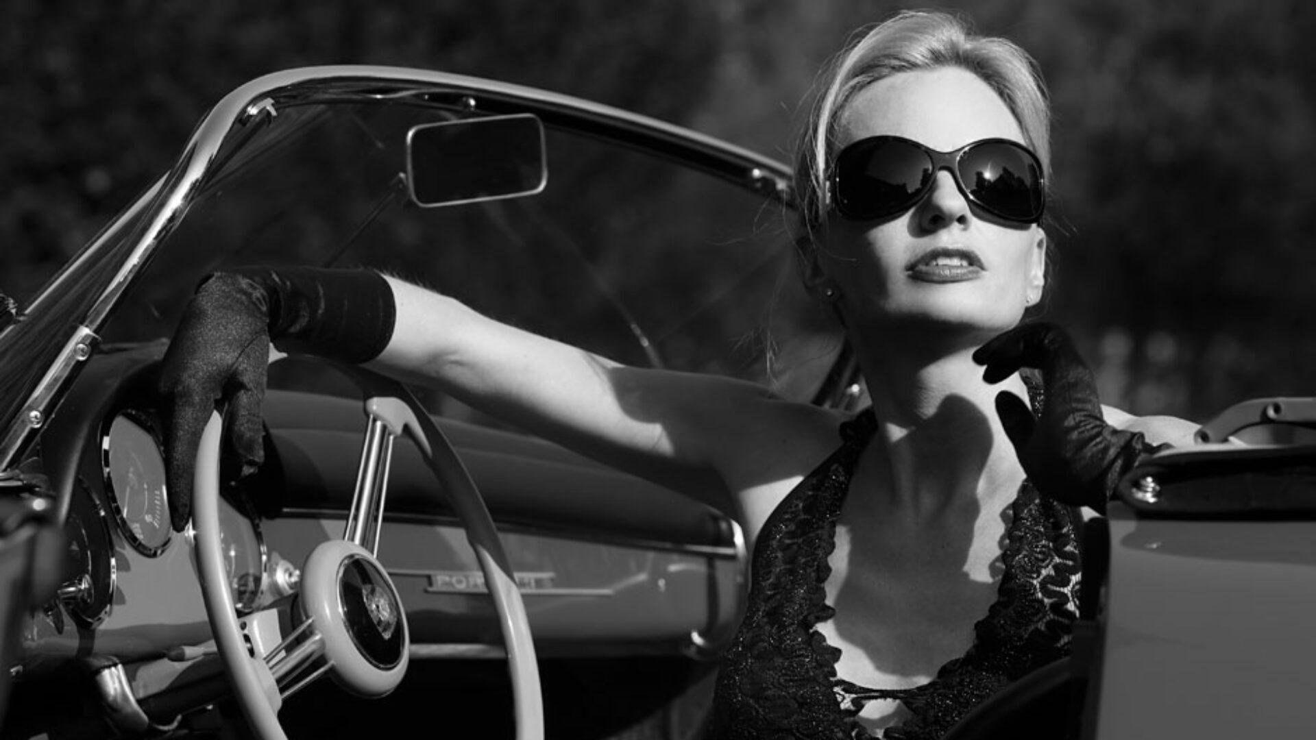 """""""Секретные"""" уроки вождения для женщин"""